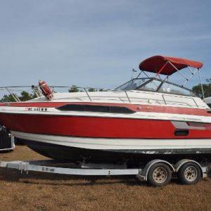 Yates en venta modelo 1989 Regal 233 XL