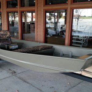 Lanchas de pesca usadas en venta modelo 2018 Tracker Topper 1542
