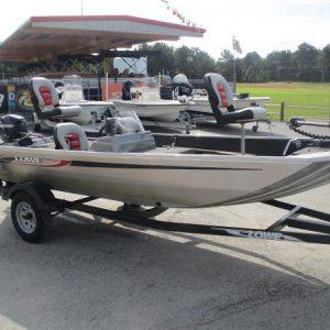 Lanchas pescadoras usadas en venta modelo 2012 Lowe Stryker