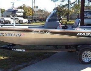 Lanchas de pesca usadas en venta modelo 2011 Tracker Pro Angler 16